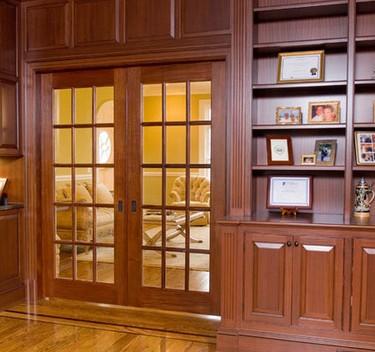 Soluzioni divisorie per interni with soluzioni divisorie per interni parete divisoria frame in - Pareti mobili in legno ...